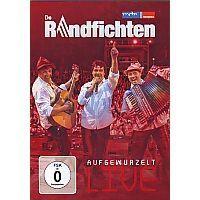 De Randfichten - Aufgewurzelt Live - 20 Jahre - DVD