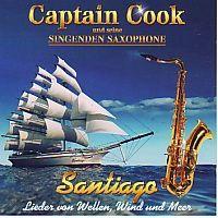 Captain Cook - Santiago -CD