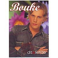 Bouke - Dit is liefde - DVD