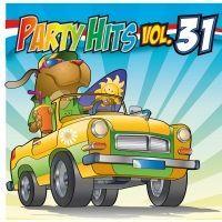 Party Hits - Vol.31 - Adios Zomer - CD