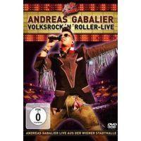 Andreas Gabalier - VolksRock`n Roller Live - DVD