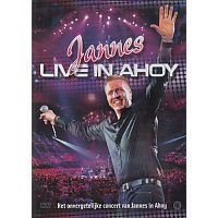 Jannes - Live in Ahoy - DVD
