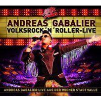 Andreas Gabalier - VolksRock`n Roller Live - 2CD