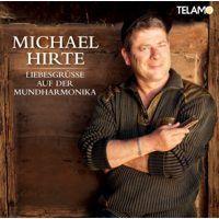 Michael Hirte - Liebesgrusse Auf Der Mundharmonika - CD
