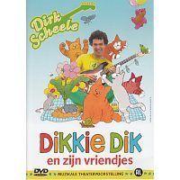 Dirk Scheele - Dikkie Dik en zijn vriendjes - DVD