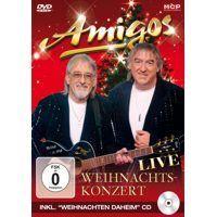 Amigos - Weihnachtskonzert LIVE - DVD+CD