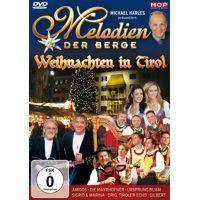 Melodien der Berge - Weihnachten in Tirol - DVD