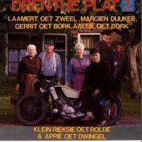 Drenthe Plat 2 - CD