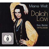 Daliah Lavi - Das Beste 1970 - 2008 Meine Welt - CD+DVD