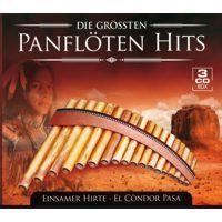 Die grossten Panfloten Hits (Panfluit) - 3CD