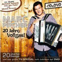 Marc Pircher - 20 Jahre Vollgas! - CD+DVD