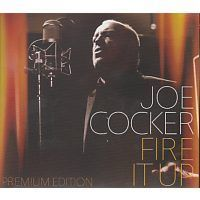 Joe Cocker - Fire it up (Premium Edition) CD+DVD