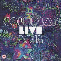 Coldplay - Live 2012 - CD+DVD