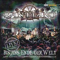 Santiano - Bis ans ende der Welt LIVE - 2CD
