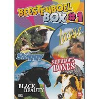 Beestenboel - Box 1 - Lassie, Skippy, Sherlock Bones, Black Beauty - DVD