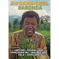 Ais Lawa-Lata - Baronda - DVD