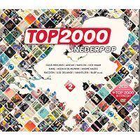Top 2000 Nederpop - 2CD+DVD Top 2000 in Concert