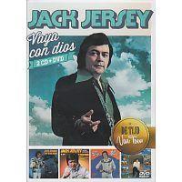 Jack Jersey - Vaya Con Dios - De Tijd Van Toen - 2CD+DVD