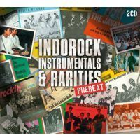 Indorock Instrumentals and Rarities Prebeat - 2CD