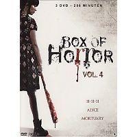 Box of Horror Vol. 4 - 3DVD