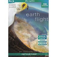 Earthflight - De Complete Serie - Documentaire - 3Blu Ray