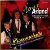 Henry Arland - Rosenmelodie - CD