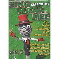 Zing Maar Mee - Deel 3 - Karaoke - DVD