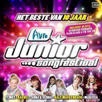 Het Beste Van 10 Jaar Junior Songfestival - 2CD