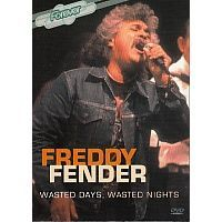 Freddy Fender - Wasted days, wasted nights - DVD
