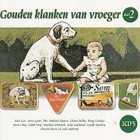 Gouden Klanken Van Vroeger - Deel 2 - 3CD