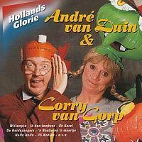 Andre van Duin en Corry van Gorp - Hollands Glorie - CD