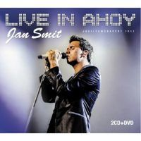 Jan Smit - Live in Ahoy - Het Jubileumconcert 2012 - 2CD+DVD