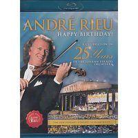 Andre Rieu - Op het Vrijthof - 25 Jaar Johann Strauss Orkest - Blu Ray