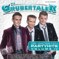 Die Grubertaler - Die grossten Partyhits Vol. 4 - CD