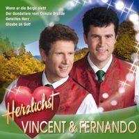 Vincent und Fernando - Herzlichst - CD