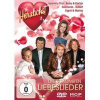 Die schonsten Liebeslieder - Herzlichst - DVD