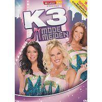 K3 - Modemeiden - DVD