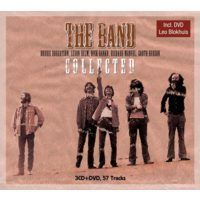 The Band - Collected - 3CD+DVD