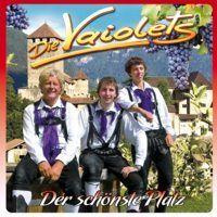 Die Vaiolets - Der Schonste Platz - CD