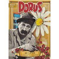 Dorus - 60 jaar om nooit te vergeten - 4DVD