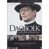 Dagboek van een Herdershond - De Complete Collectie - Seizoen 1 en 2 - 4DVD