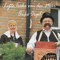 Lytse Teake van der Meer  - Auke Orgel - CD