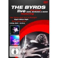 The Byrds feat. Bob Dylan, Earl Scrugs and Band - Live - DVD