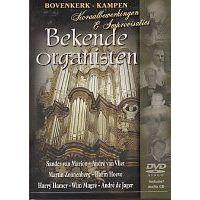 Bekende organisten - DVD