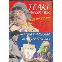 Teake van der Meer - Efkes wat oars - DVD