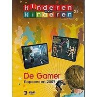 Kinderen voor kinderen 28 - De gamer - DVD