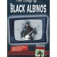 Black Albinos -The story of the Black Albinos - DVD+CD