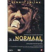Normaal - Bennie Jolink - Ik kom altied weer terug - DVD