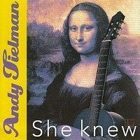Andy Tielman - She knew - CD