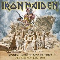 Iron Maiden - Somewhere back in time - The best of 1980-1989 - CD